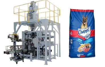 15 kg lemmikkieläinten ruoka iso pussi pakkauskone