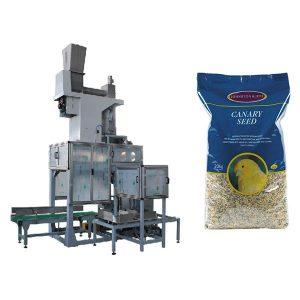 20 kg siemenet auki suukappaleiden ja laukkujen täyttövaaka Automatic Grain Big Bags Packing Machine