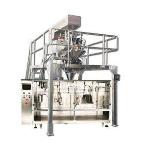 Automaattinen vaakasuoraan valmistettu rakeinen pakkauskone