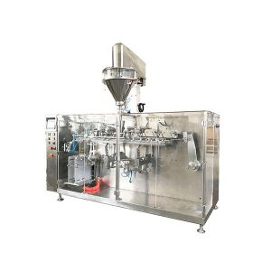 Automaattinen vaakasuoraan valmistettu jauhepakkauskone
