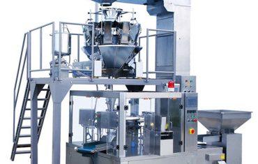 automaattinen kahvi ruoan kiertämällä vetoketju pussi pakkaus kone