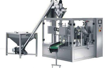 automaattinen pyörivä mauste jauhe täyttö pakkaus kone