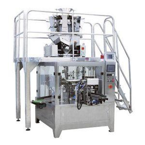 Automaattinen kuiva hedelmäpussi täyttö pakkaus koneiden koneistus