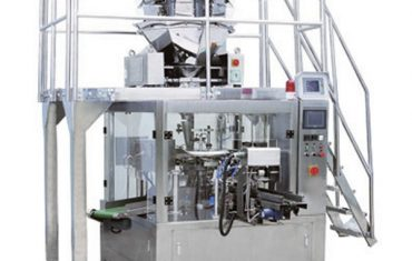 automaattinen kuivahedelmä standup pussi täyttö- ja sulkemislaitteet