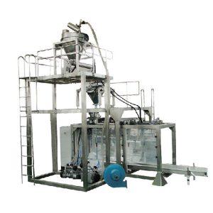 Big Bag Automaattinen jauhe Punnitus Machine Maito jauhe pakkauskone