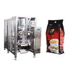 kahvi quad laukku muodossa täyttää tiiviste pakkaus kone
