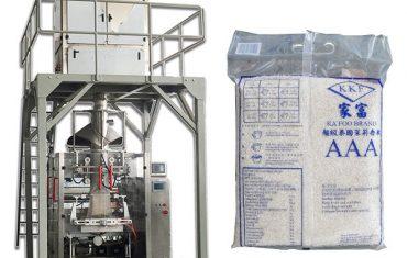 täysin automaattinen granulaattihiukkaset elintarvike riisi pakkaus kone