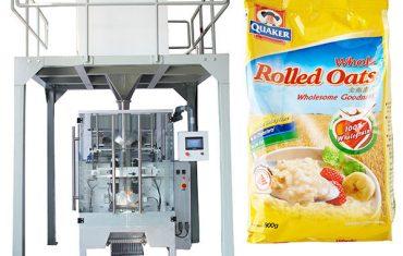 Lineaarinen pesukone automaattinen kaurajauhe pakkauskone