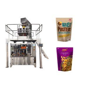 Pähkinät vetoketjupussi Automaattinen täyttöpakkauskone