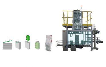 toissijainen pakkaus laukku polypeenkitty pussi pakkaus kone